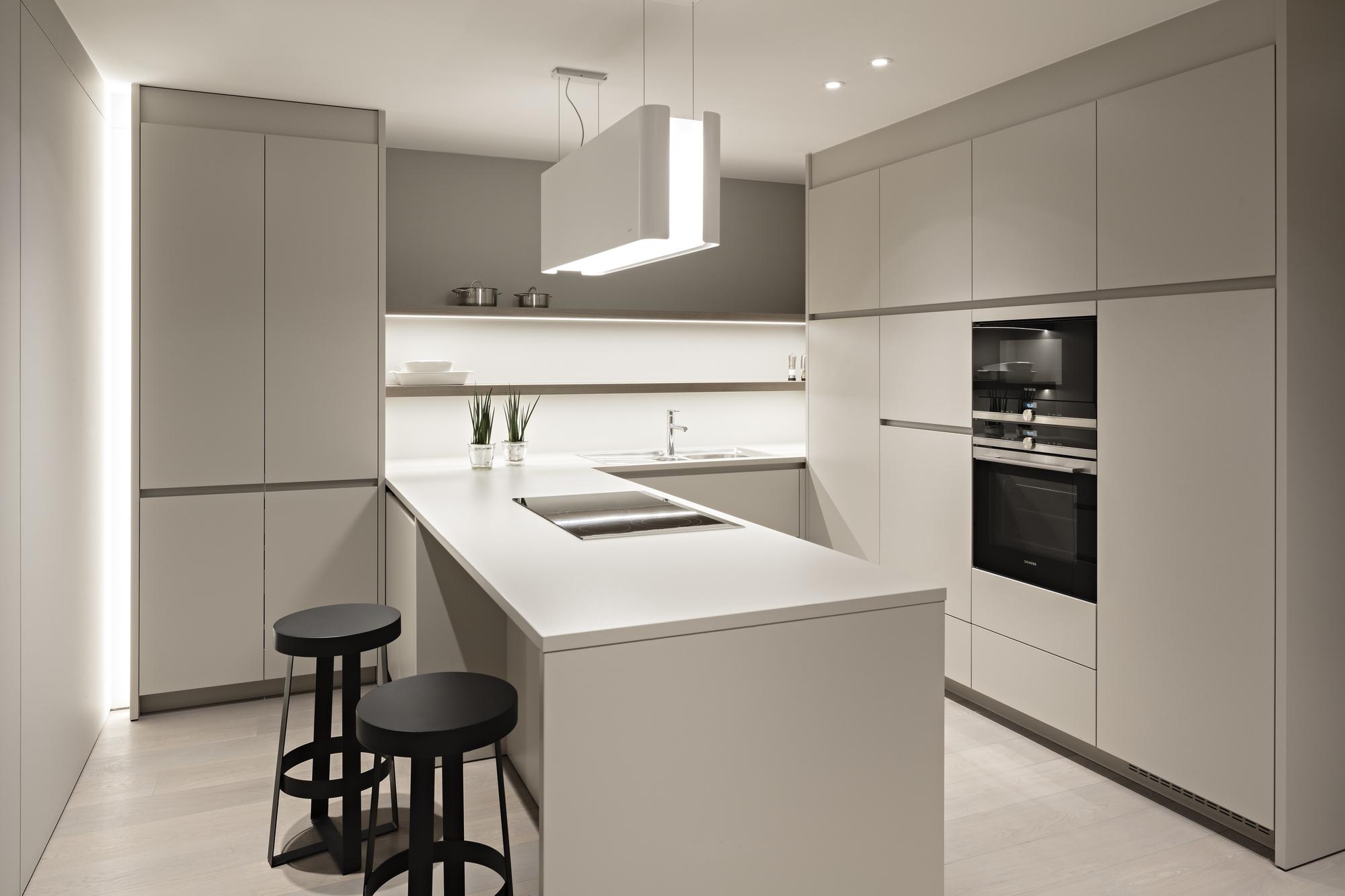 Moderne keuken onze realisaties trybou